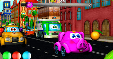 funny racing game for kids free racing games for android - Kids Images Free
